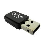 ADAPTADOR WIRELESS USB 802.11N 300MBPS NU300 - TDA