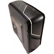 GABINETE GAM CASE PR S/FONTE USB 3.0 T021 CGT021BEBB - GFIRE