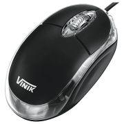 MOUSE USB MB-10 PRETO - VINIK