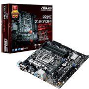 PLACA MAE INTEL PRIME Z270MPLUS DDR4 LGA 1151 - ASUS