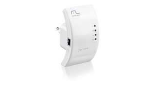 ROTEADOR REPETIDOR 300MBPS WPS RE051 - MULTILASER