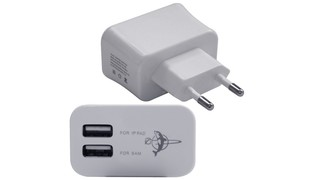 ADAPTADOR USB 2 IEM1 P/IPHONE E SAMSUNG AG0043 1207 -