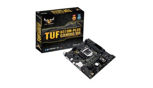 BOARD H310M-PLUS TUF GAMING 1151/DDR4/MATX - ASUS