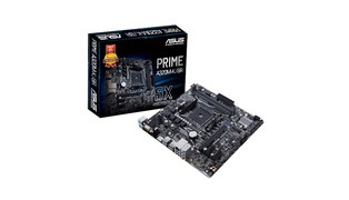 BOARD PRIME A320M-K/BR M-ATX DDR4 HDMI USB 3.1 AMD AM4 - ASUS