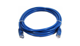 CABO DE REDE PATCH CORD CAT5E 1.80MTS PCT 10 UNID