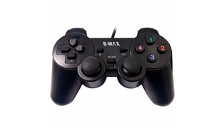 CONTROLE DE VIDEO GAME PLAYSTATION 2 E PC BM321