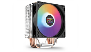 COOLER P/ PROCESSADOR GAMING MASTER AC01 92MM INTEL AMD RGB - KMEX