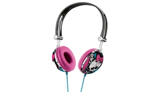 FONE DE OUVIDO HEADPHONE MONSTER HIGH ESTAMPA PH100 - MULTILASER