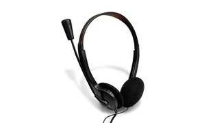 FONE DE OUVIDO HEADSET P2 PRETO VOICER LIGHT PH-20BK - C3TECH