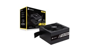 FONTE ATX 750W CX750 CP-9020123-WW - CORSAIR