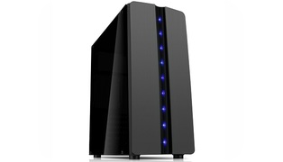 GABINETE GAMER BLACK MATRIX CG-08R8 ATX - KMEX