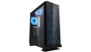 GABINETE GAMER GALAXY CG-7EV3 ATX USB 3.0 LED AZ - KMEX