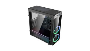 GABINETE GAMER FULL ATX MT-G1000BK USB 3.0 LED RGB - C3TECH