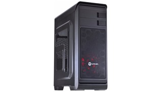 GABINETE VX GAMING HUNTER PT LED VM - VINIK