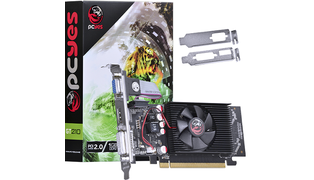 GPU GEFORCE GT210 1GB 64 BITS PPVGF2106401D3LP - PCYES