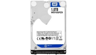 HD NOTEBOOK 1TB SATA3 5400RPM PN:WD10SPZX - OEM - WESTERN DIGITAL