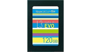 HD SSD 120GB L3 EVO SATA 3 T253LE120GTC101 - TEAM GROUP