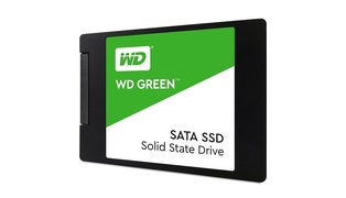 HD SSD GREEN 240GB 2,5 WDS240G2G0A - WESTERN DIGITAL