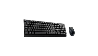 KIT TECL+MOUSE S/FIO K-W11BK C3PLUS - C3TECH