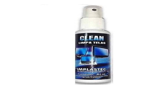 LIMPA TELA IMPLASTEC CLEAN 60ML