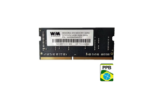 MEMORIA NOTEBOOK 4GB 2666MHZ DDR4 WHS64S4AZO - MICRON