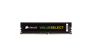 MEMORIA P/ DESKTOP DDR4 8GB 2400MHZ VALUE SELECT - CORSAIR