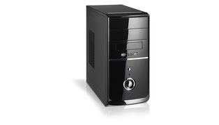 MICRO ATRIO OFFICE PC I3 15A (AS-4170-4GB-240GB-GAB)