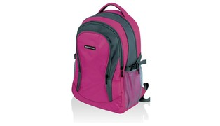 MOCHILA HIGH SCHOOL ROSA BO368 - MULTILASER
