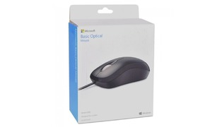MOUSE COM FIO BASIC OPTICAL USB PRETO P5800061 - MICROSOFT