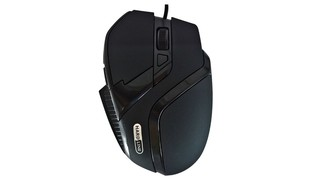 MOUSE GAMING MS26 USB PRETO RUBBER - HARDLINE