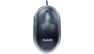 MOUSE OPTICO USB PRETO 800DPI MO-01 - EVUS