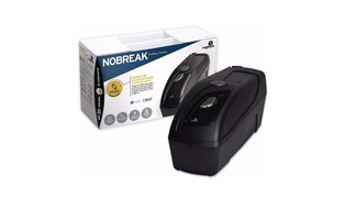 NOBREAK EASY WAY 1200VA STD-TI BLACK 60HZ - RAGTECH