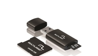 PENDRIVE/ADAPTADOR SD/CARTAO DE MEMORIA CLASSE 10 16GB MC112 - MULTILASER