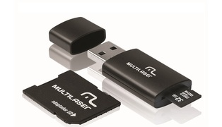 PENDRIVE/ADAPTADOR SD/CARTAO DE MEMORIA CLASSE 10 32GB MC113 - MULTILASER