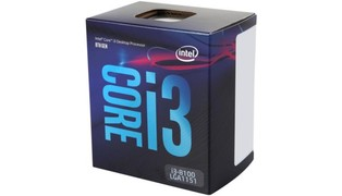 PROCESSADOR INTEL CORE I3 8100 3.60GHZ 6MB LGA1151 COFFEE LAKE