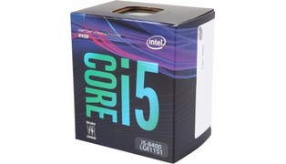PROCESSADOR INTEL CORE I5 8400 2.80GHZ 9MB LGA1151 COFFEE LAKE