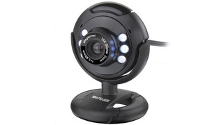 WEBCAM PLUGEPLAY 16MP NIGHTVISION MIC USB PRETO WC045 - MULTILASER