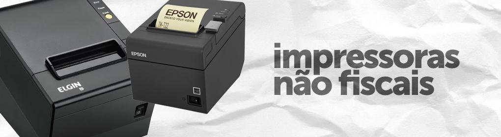 Impressoras Ñ Fiscais