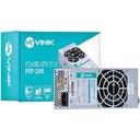 FONTE MINI ATX / ATX 250W TFX (THIN FORM - FINO) - PSF-250 - VINIK