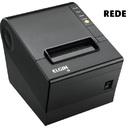 IMPRESSORA TERMICA NAO FISCAL I9 PR USB/ETH GUIL DCR C/ REDE - ELGIN