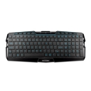 TECLADO MULTIMIDIA USB PRETO TC182 - MULTILASER